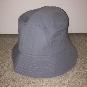 Pale Blue Bucket Hat
